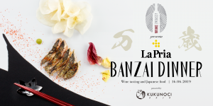 Banzai DInner Publicity